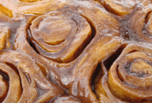 Regular Sticky Bun